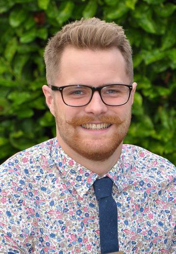 Mr L Wolfenden - Year 3 Teacher