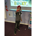 Can you guess the book character?