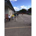 Year 1 mini-marathon in aid of mind