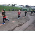 Year 2 mini-marathon in aid of mind