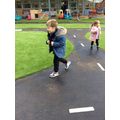 Nursery mini-marathon in aid of mind