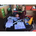 recycling craft today in Year2!