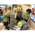 We have been building 'ice houses.'