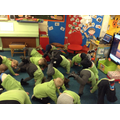 We have loved our Cosmic Yoga sessions!