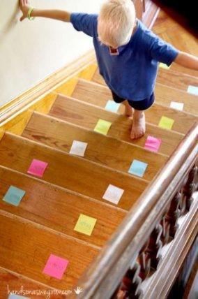 tricky word steps