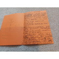A great booklet from Connor.