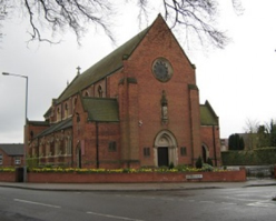 St Edward's Catholic Church