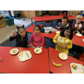 """Year 1- """"They were delicious."""""""