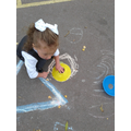 Writing with Chalks