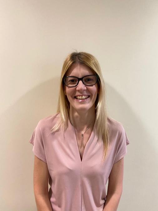Miss L Apperley - Office Administrator
