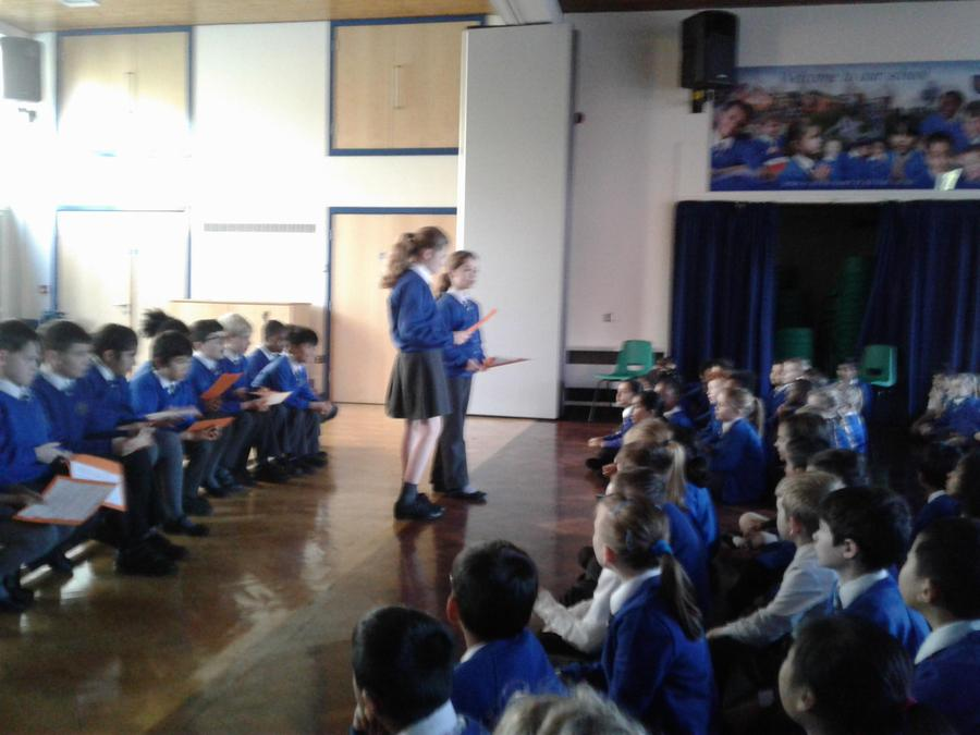 Eco Warriors Leading Key Stage 2 Assembly