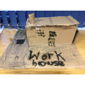 Victorian workhouse by Anna Maria
