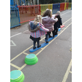 Physical Development - Obstacle Course