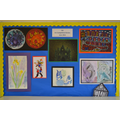 Art entries for the ISA competition