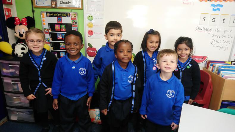 10+ stars earned for good work and behaviour!