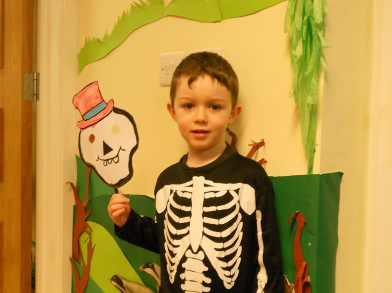 Mr Funny Bones