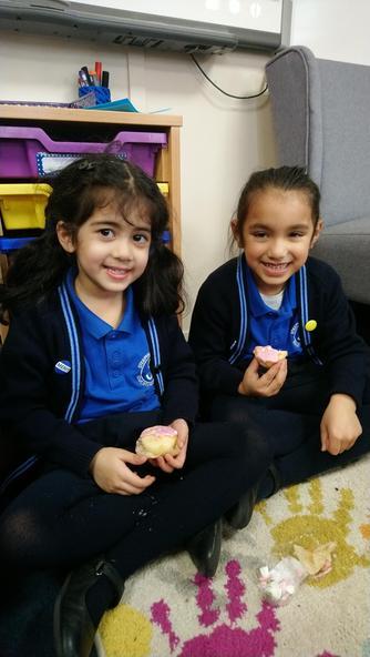 Shereen & Avneet