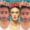 Homage to Frido Kahlo