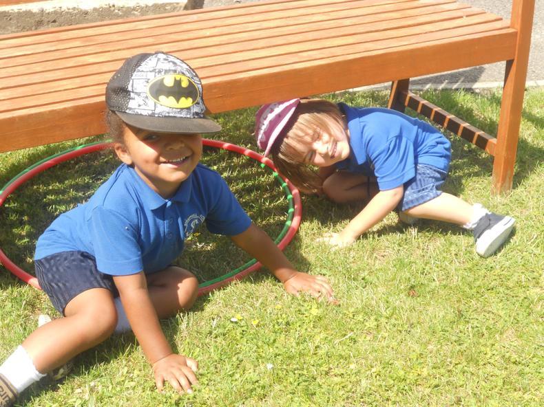 Children being children!!