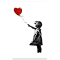 Runner Up: Girl with a Red Balloon