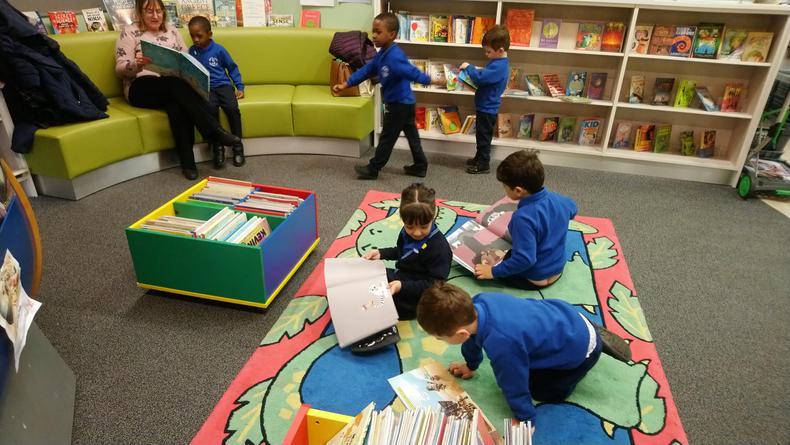Exploring & Reading