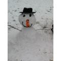 Imps snowman