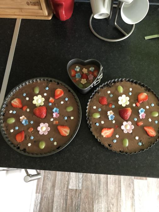 These cakes look delicious !