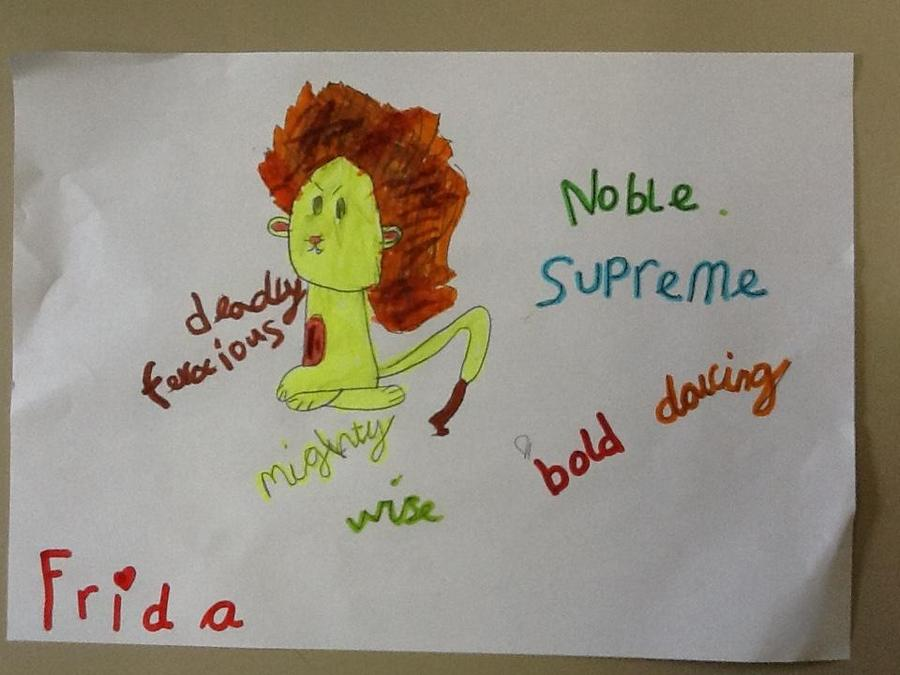 Super presentation Frida