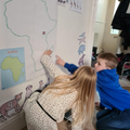 Harley's map of Africa
