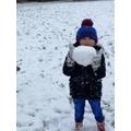 What a snowball!!