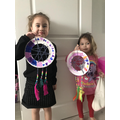 Orla's Beautiful Dream Catcher