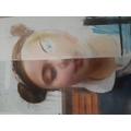 Isabella's Chalk Pastel Art