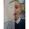 Nathan's Chalk Pastel Art