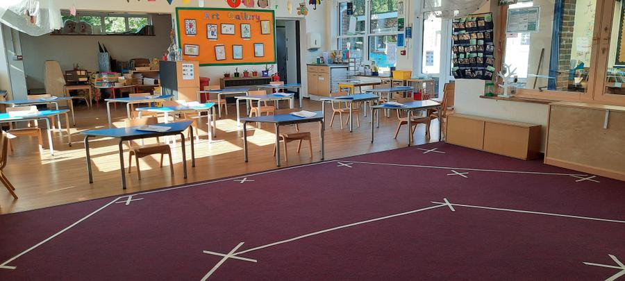 Imp's classroom