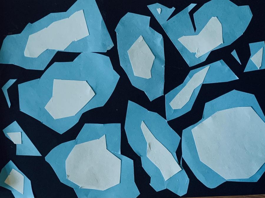 Creative Ice Floes