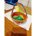 Marshall's basket just like Handa's basket