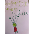 Rhion's wanted poster