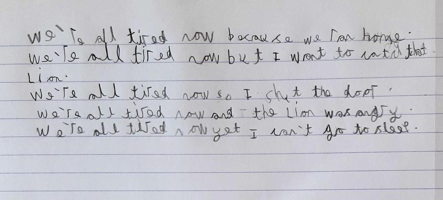 Benjamin's writing