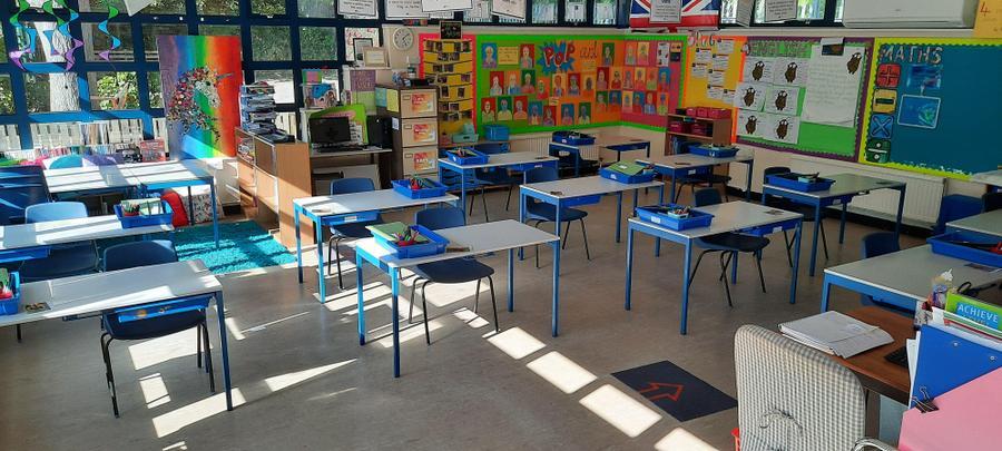 Unicorn's classroom