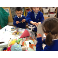 Creating a 3d space monster!