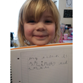 Wow, Sienna what lovely writing