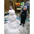 Great snowman Marshall
