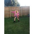 Chloe Dancing