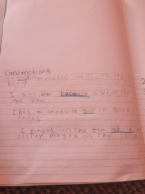 Kenzley's conjuunctions