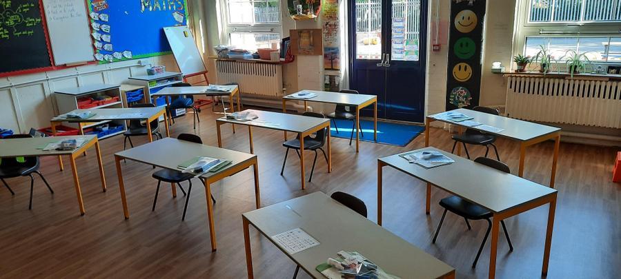 Elve's classroom