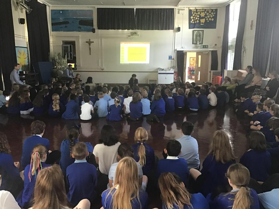 First Assembly Sept 2021