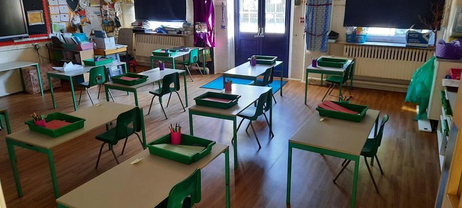 Dragon's classroom