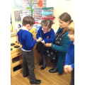 Counting the 3d shapes in school