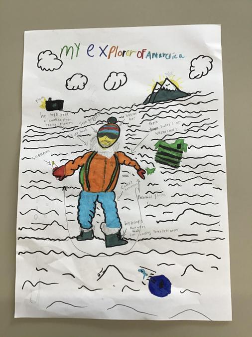 Harry's Antarctic Explorer