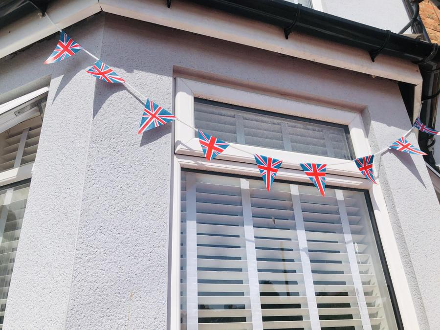Monika's VE day bunting :)